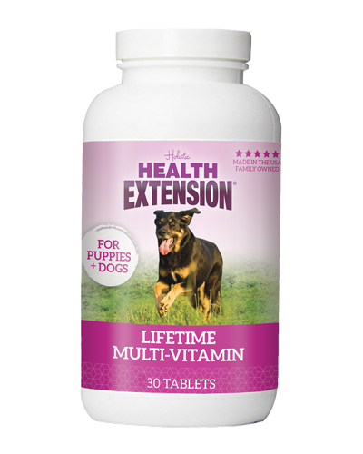 Picture of Health Extension Lifetime Vitamins Chewable - 30 Ct
