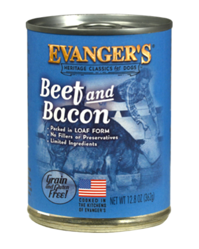 Picture of Evanger's Heritage Classic Beef & Bacon Dinner - 12.8 oz.