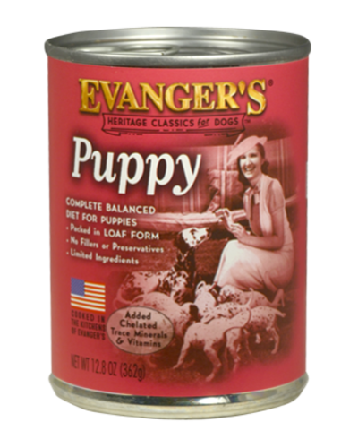 Picture of Evanger's Heritage Classic Puppy Food - 12.8 oz.