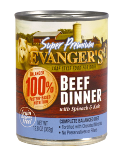 Picture of Evanger's Super Premium Beef Dinner - 12.8 oz.