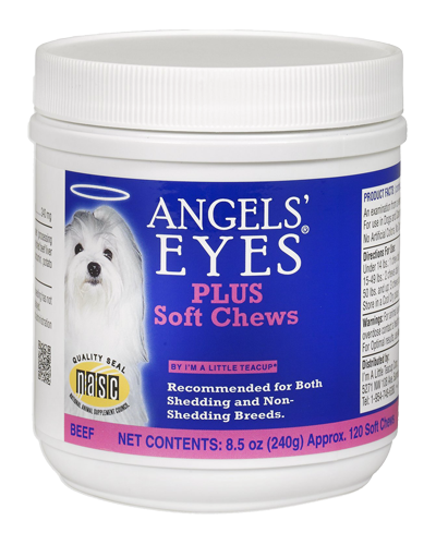 Picture of Angel Eyes Plus Beef Soft Chews - 120 Ct
