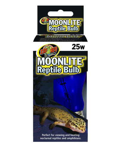 Picture of ZooMed Labs Moonlite Bulb - 25 Watt