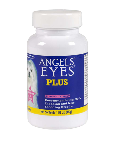 Picture of Angel Eyes Plus Tear Stain Powder Chicken Formula - 45 Grams