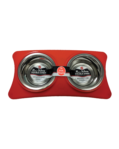 Picture of Ethical New Wave Double Diner 8 Ounce - Red