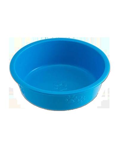 Picture of Loving Pets Dolce Luminoso Plastic Medium Bowl - Blue