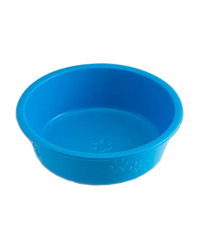 Picture of Loving Pets Dolce Luminoso Plastic Large Bowl - Blue