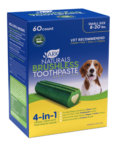 Picture of Ark Naturals Brushless Toothpaste Dental Chews Small Value Pack - 35 oz