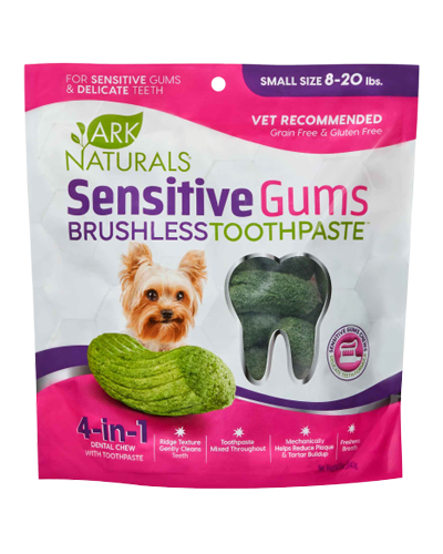 Picture of Ark Naturals Sensitive Gums Brushless Toothpaste Small - 4.1 oz