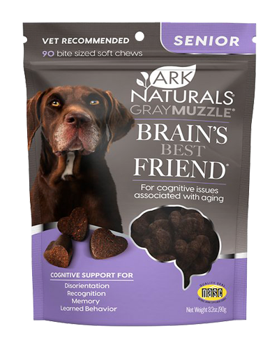 Picture of Ark Naturals Brains Best Friend for Senior Dogs - 90 Ct