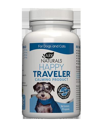 Picture of Ark Naturals Happy Traveler Calming Capsules - 30 Ct