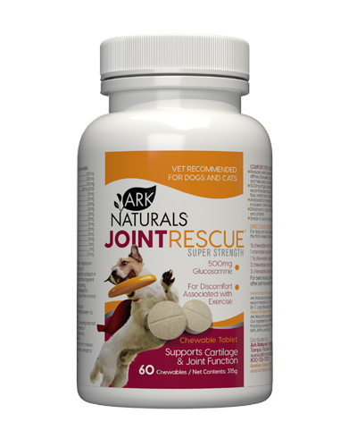 Picture of Ark Naturals Joint Rescue Super Strength Chewable Supplements - 60 Ct