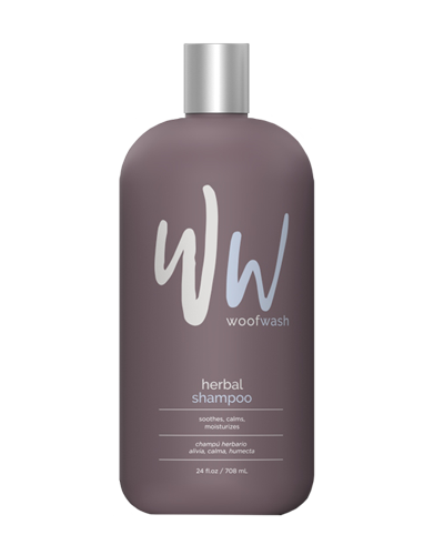 Picture of Woof Wash Herbal Shampoo - 24 oz
