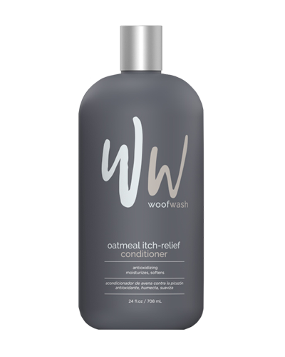 Picture of Woof Wash Oatmeal Itch-Relief Conditioner - 24 oz