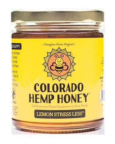 Picture of Colorado Hemp Honey Lemon Aid - 12 oz