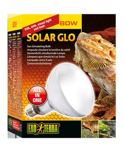 Picture of Exo Terra Solar Glo Vapor Lamp - 80 Watt