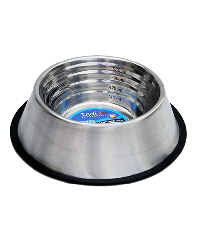 Picture of Indipets Stainless Steel Capacity Measurement Bowl