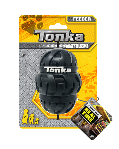 "Picture of Tonka Tri-Stack Tread Feeder - 4"""