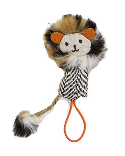 Picture of Petlinks HappyNip Lion Launcher Cat Toy with Silvervine