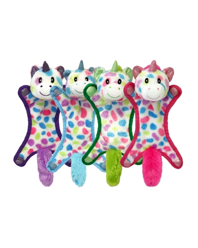 """Picture of MultiPet Unicorn Ball-Head - Assorted Colors 10"""""""