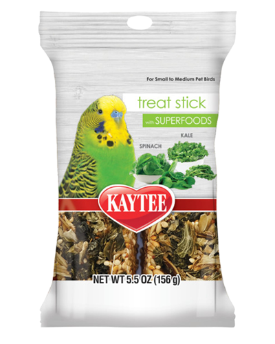 Picture of Kaytee Superfood Kale Treat Stick - 5.5 oz