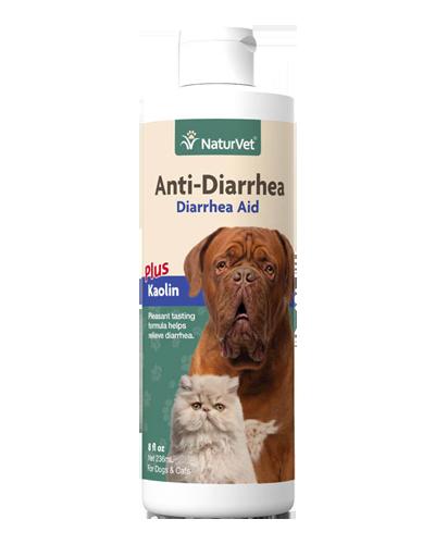 Picture of NaturVet Anti-Diarrhea - 8 oz