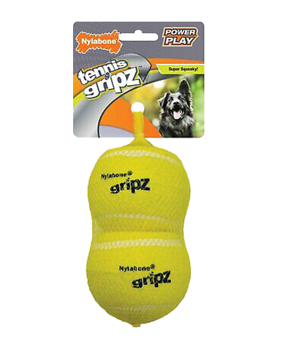 Picture of Nylabone Power Play Gripz Tennis Balls - Large 2 Pack