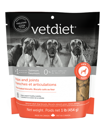 Picture of Vetdiet Hip & Joint Biscuits - 1 lb.