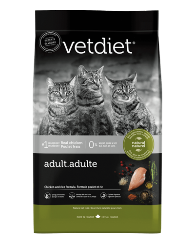 Picture of Vetdiet Adult Chicken and Rice Formula - 7 lb.