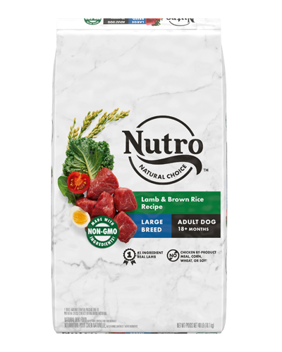 Picture of Nutro Wholesome Essentials Large Breed Natural Lamb & Rice - 40 lb.