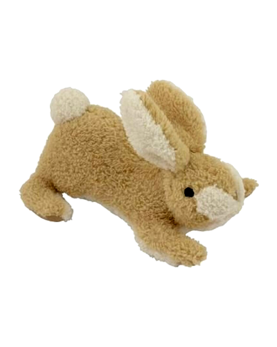 """Picture of Tall Tails Spring Rabbit Plush with Squeaker - 9"""""""