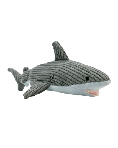 """Picture of Tall Tails Crunch Shark Plush with Squeaker - 14"""""""