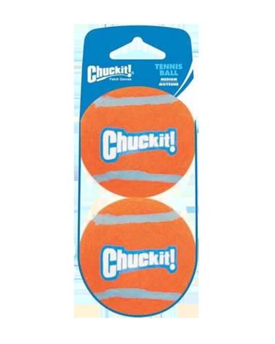 Picture of ChuckIt! Tennis Balls - Medium 2 Pack