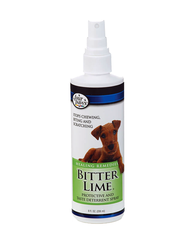 Picture of Four Paws Bitter Lime Spray - 8 oz