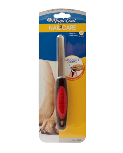 Picture of Four Paws Magic Coat Groomer's Grip Nail File