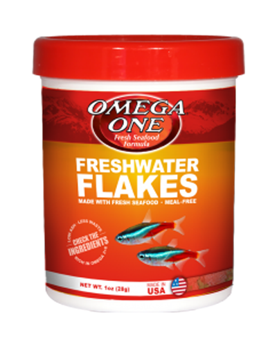 Picture of Omega One Freshwater Flakes - 5.3 oz