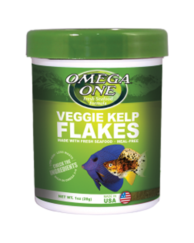 Picture of Omega One Veggie Kelp Flakes - 5.3 oz