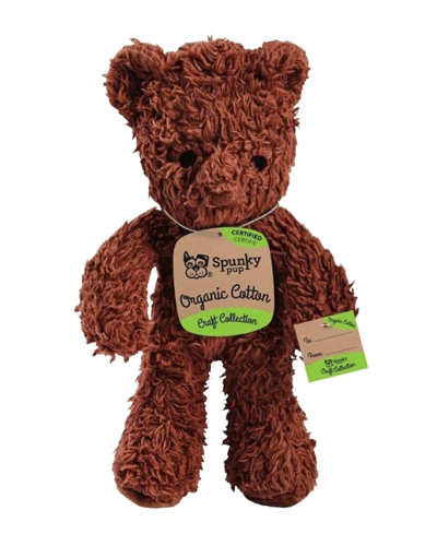 Picture of Spunky Pup Organic Cotton Bear - Small