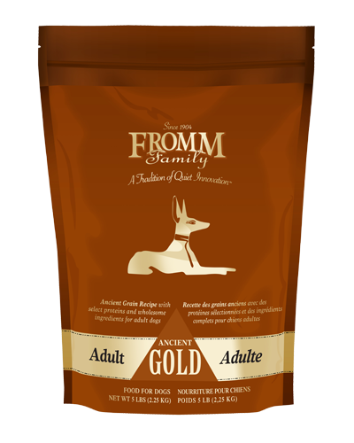 Picture of Fromm Adult Ancient Gold Formula - 5 lbs