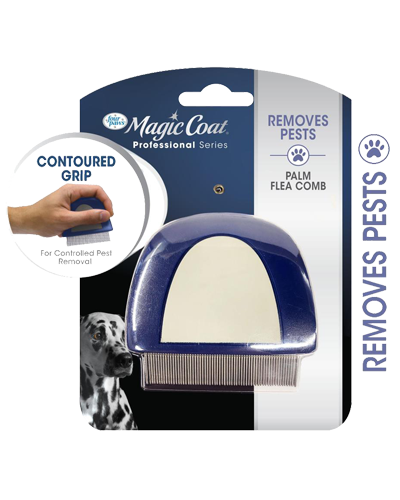 Picture of Four Paws Magic Coat Professional Series Palm Flea Comb