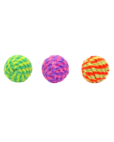 Picture of Coastal Turbo Rattle Ball Cat Toy - Assorted