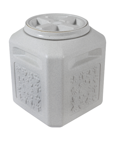 Picture of PetMate Vittles Vault Pawprint Outback Food Storage Container - up to 25 lbs