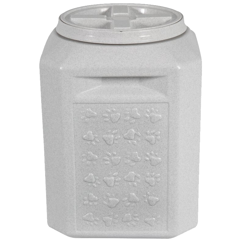 Picture of PetMate Vittles Vault Pawprint Outback Food Storage Container - up to 35 lbs