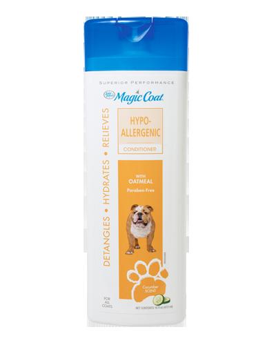 Picture of Four Paws Magic Coat Hypo-Allergenic Cucumber Scent Conditioner - 16 oz