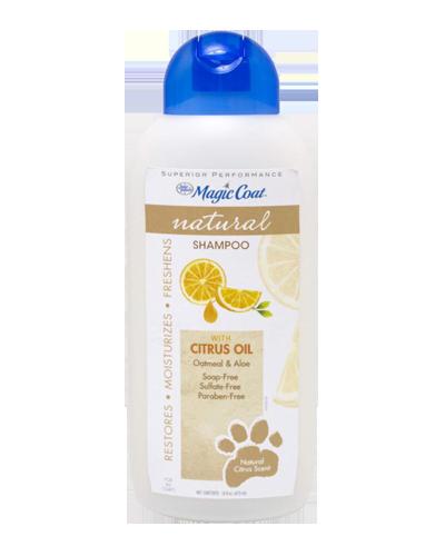 Picture of Four Paws Magic Coat Natural Honey & Oatmeal Shampoo - 16 oz