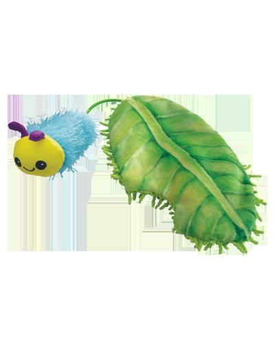 Picture of KONG Flingaroo Caterpillar Cat Toy