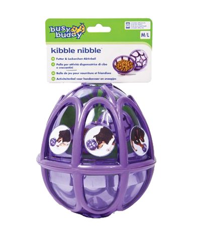 Picture of Petsafe Busy Buddy Kibble Nibble Meal Dispensing Toy - Medium / Large
