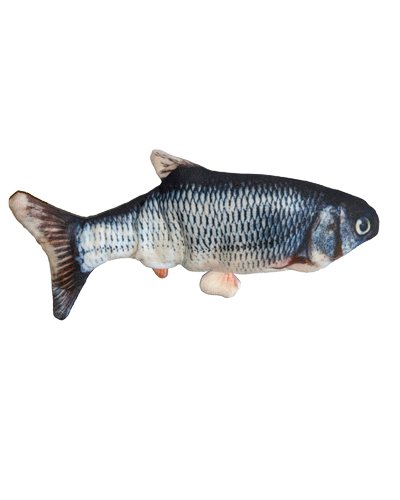"""Picture of Ethical Spot Flippin' Fish Cat Toy - 11.5"""""""