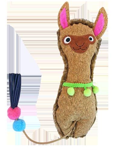 Picture of Mad Cat Llama-O-Rama Kicker Cat Toy