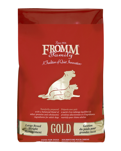 Picture of Fromm Gold Large Breed Weight Management Formula - 33 lbs