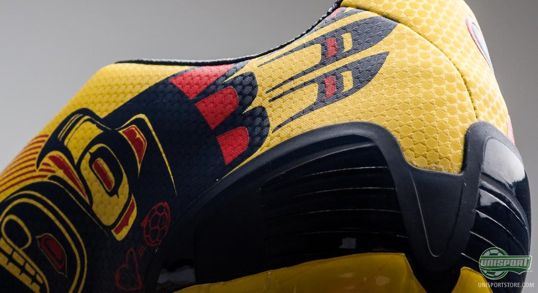 designer fashion 831e1 9a476 ... Puma Powercat 1.12 Yellow Red Blue Graphic lands in a totally original  and unique design, ...